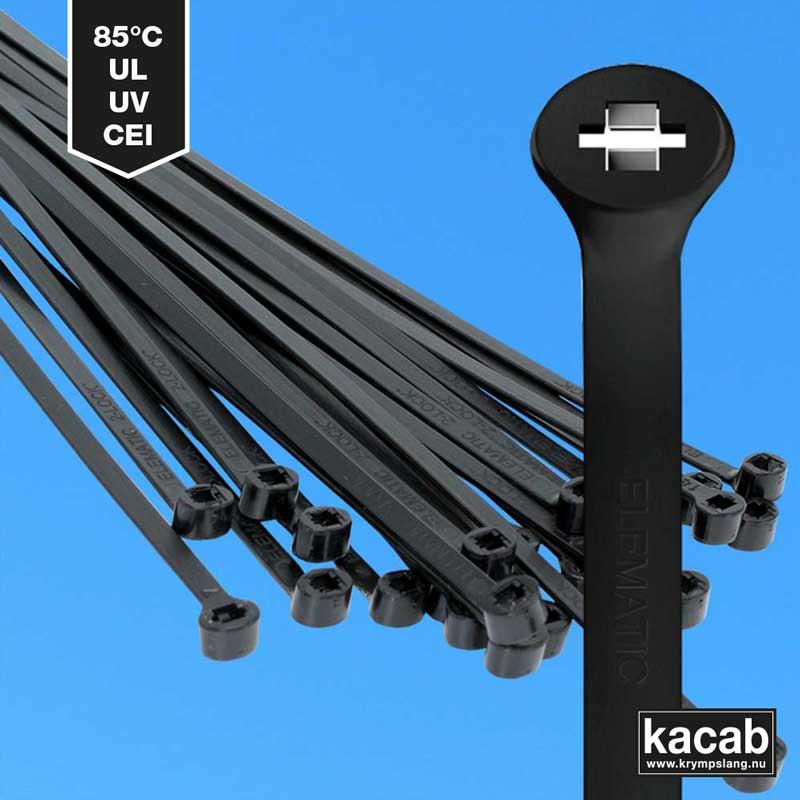 2-lock cable tie