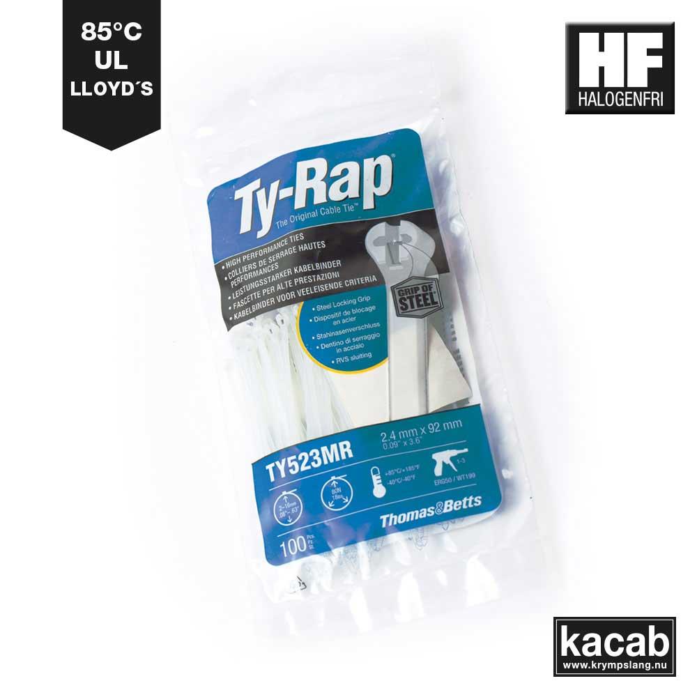 TY-RAP neutral buntband