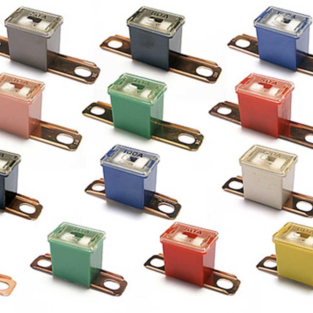 Cartridge fuses